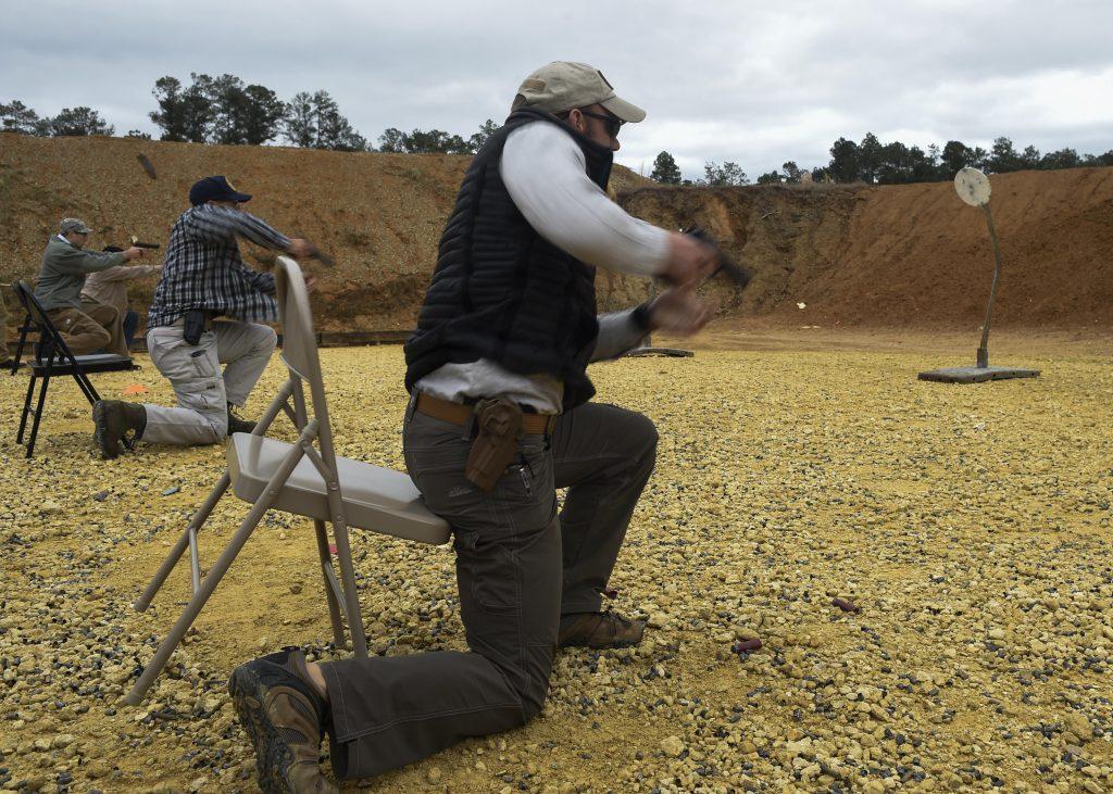 Course Listings   RD Tactical Handgun Instruction